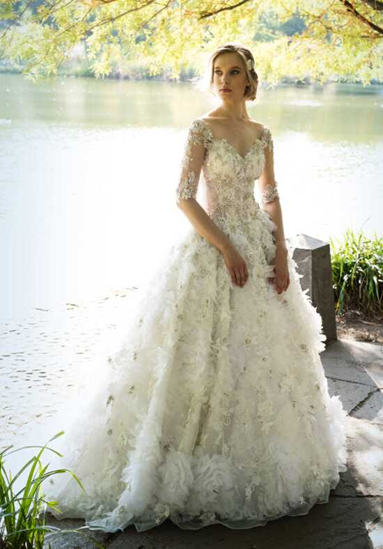 Ysa Makino KYM158 Ball Gown Wedding Dress