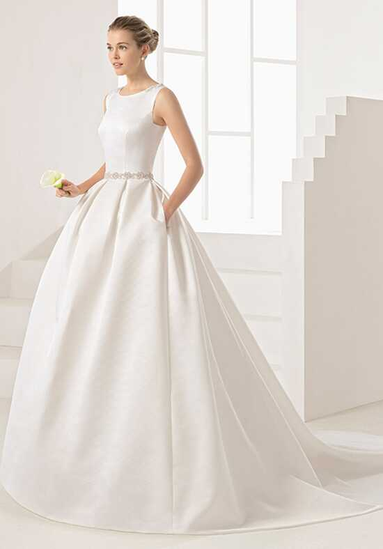Two by Rosa Clará Orbe A-Line Wedding Dress