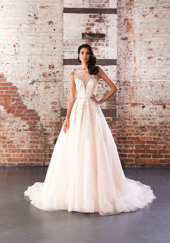 Justin Alexander Signature 9848 Ball Gown Wedding Dress