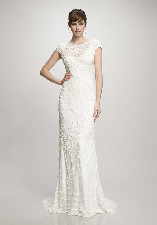 THEIA Gia Mermaid Wedding Dress
