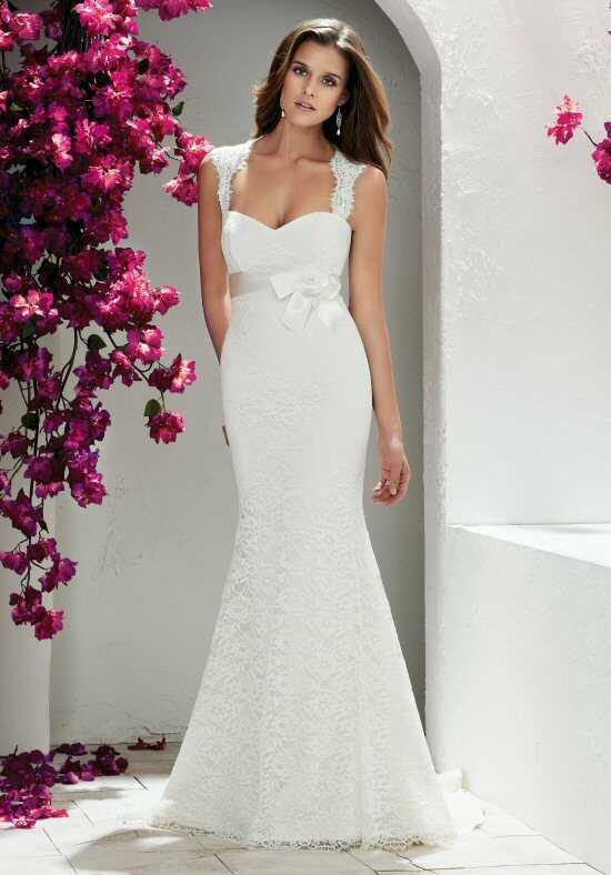 Mikaella 1750 Mermaid Wedding Dress