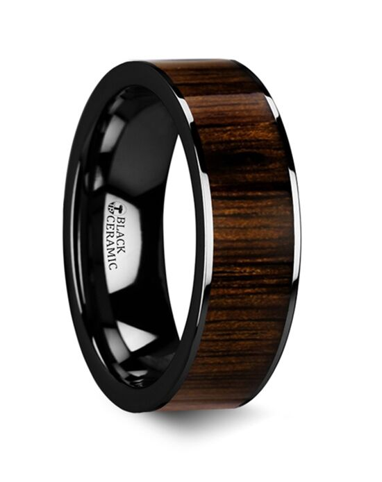 Mens Tungsten Wedding Bands BC5416-BWW Tungsten Wedding Ring