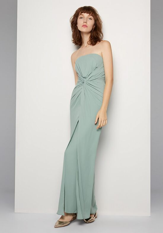 Fame and Partners Bridesmaid Michelle Strapless Bridesmaid Dress