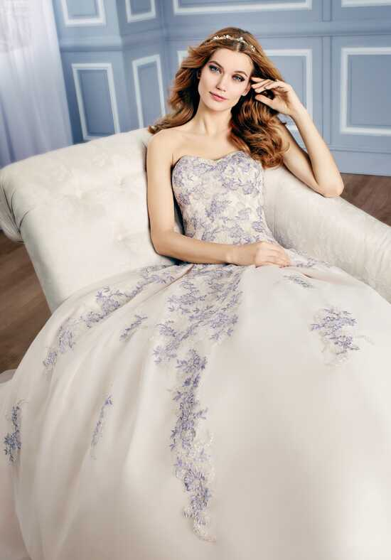 Moonlight Couture H1311 A-Line Wedding Dress