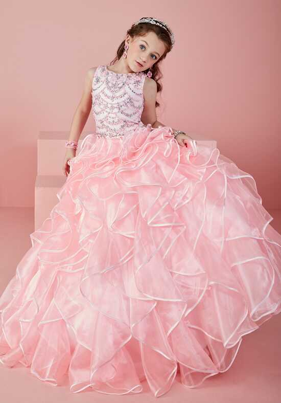 Tiffany Princess Style 13467 Flower Girl Dress