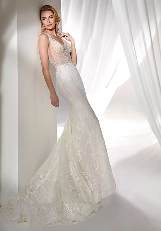 Nicole Milano 2019 Collection NIAB19121 Mermaid Wedding Dress