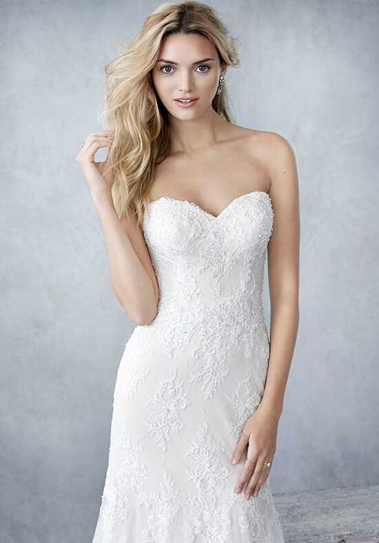 Kenneth Winston: Ella Rosa Collection BE422 Mermaid Wedding Dress