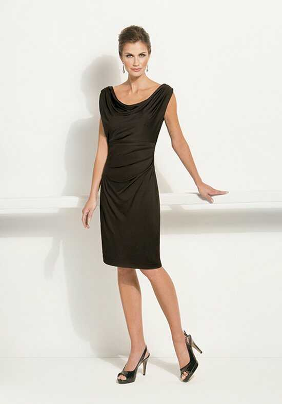 Jasmine Black Label M170002 Black Mother Of The Bride Dress