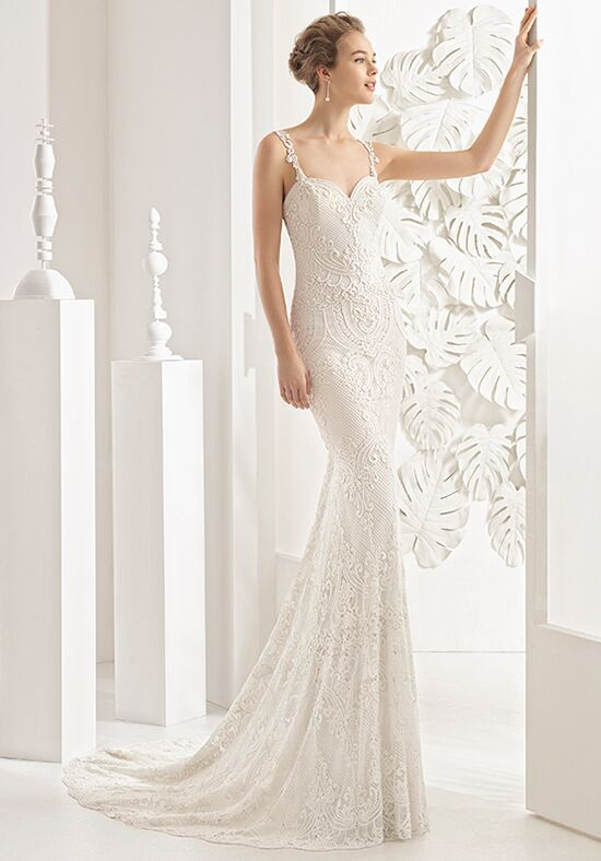 Rosa Clará Nancy Mermaid Wedding Dress