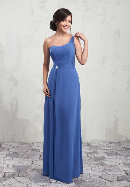 Amalia by Mary's Bridal MB7005 One Shoulder Bridesmaid Dress
