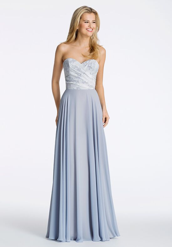 Hayley Paige Occasions 5604 Sweetheart Bridesmaid Dress
