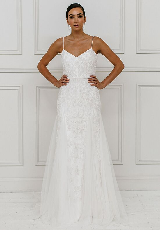 KAREN WILLIS HOLMES Freya Mermaid Wedding Dress