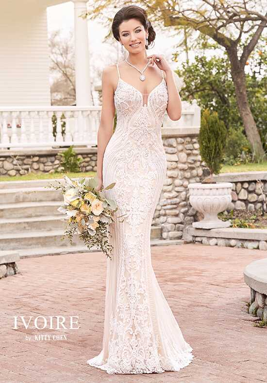 IVOIRE by KITTY CHEN SOPHIA V1802 Sheath Wedding Dress