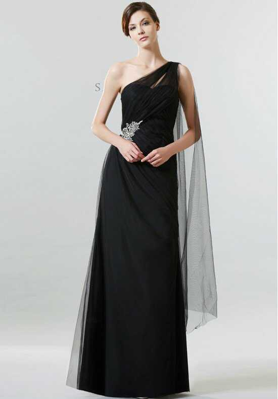 Saison Blanche Social Occasion 6063 Black Mother Of The Bride Dress
