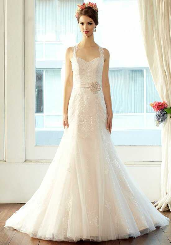 Moonlight Couture H1227 Mermaid Wedding Dress