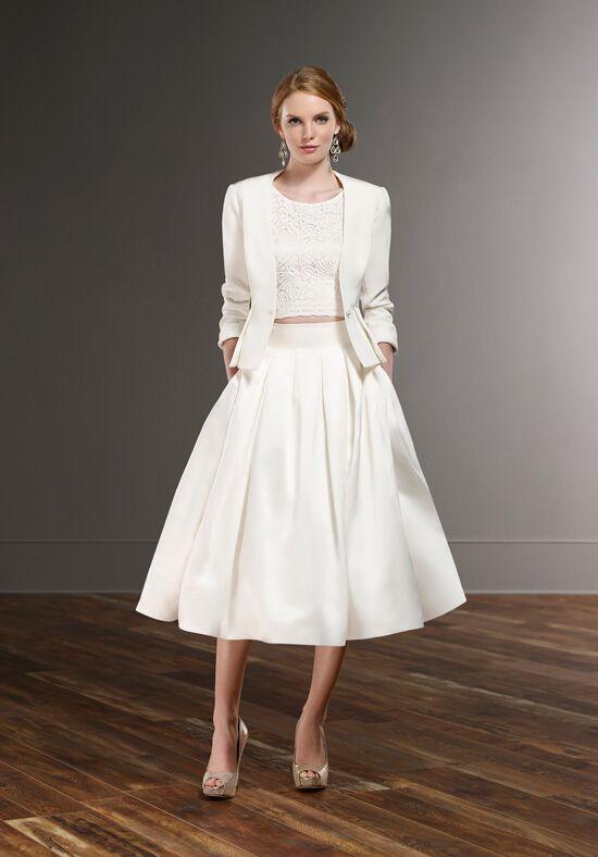 Empire Waist Tank Tea Length Dress