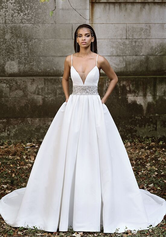 Justin Alexander Signature 9878 Ball Gown Wedding Dress