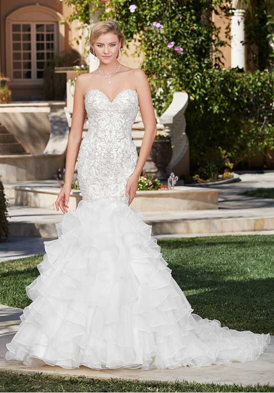 KITTYCHEN Couture SUZANNE, K1753 Mermaid Wedding Dress