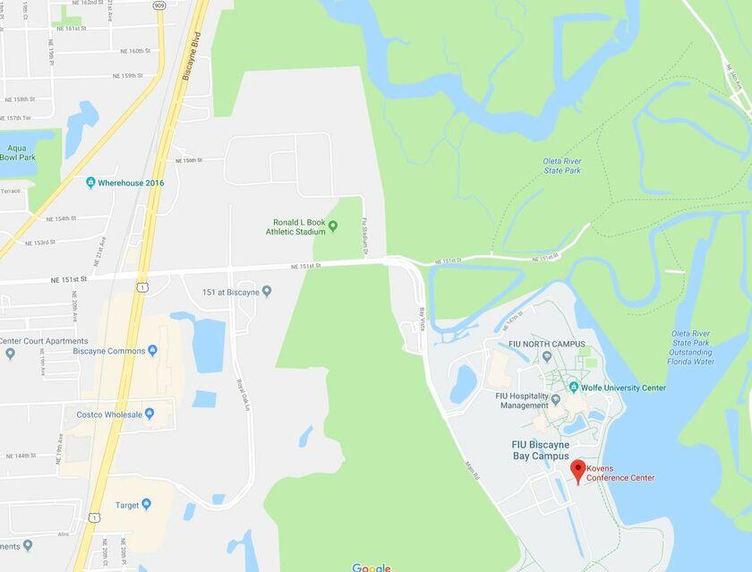 Biscayne Bay Campus Map.Paige Wuensch And William Rivera S Wedding Website