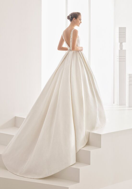 Rosa Clará Namibia Ball Gown Wedding Dress