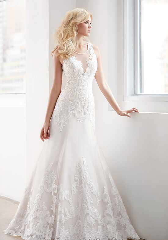 Madison James MJ368 A-Line Wedding Dress