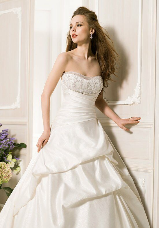 Jasmine Collection F151058 Wedding Dress The Knot