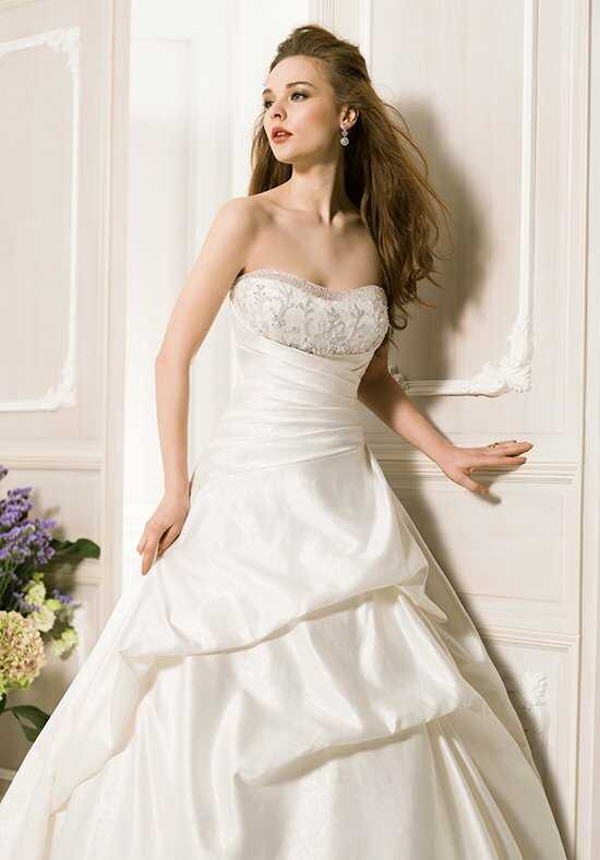 Jasmine Collection F151058 Ball Gown Wedding Dress