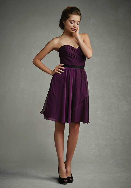 Love G6 Purple Mother Of The Bride Dress