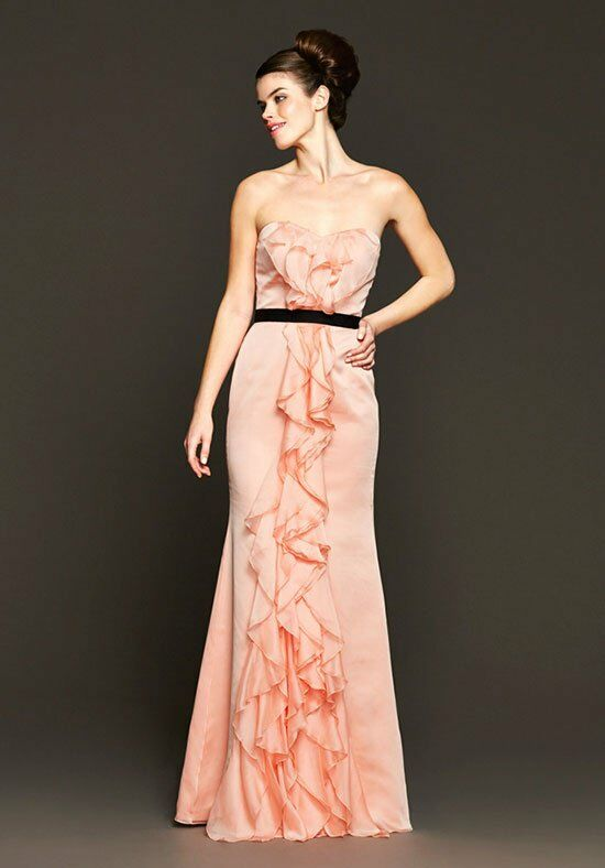 Badgley Mischka BM15-6 Sweetheart Bridesmaid Dress