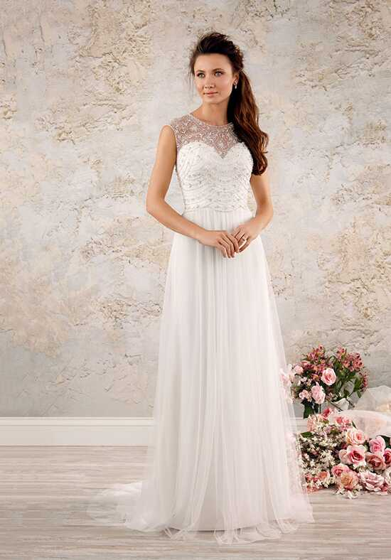 Alfred Angelo Modern Vintage Bridal Collection 8555 A-Line Wedding Dress