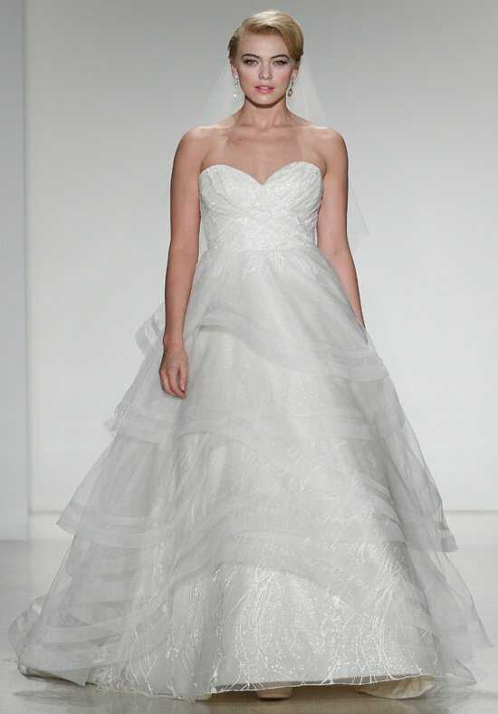 Matthew Christopher Twyla Ball Gown Wedding Dress