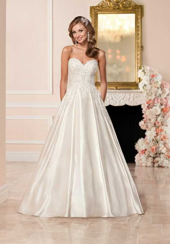 Stella York 6306 Ball Gown Wedding Dress