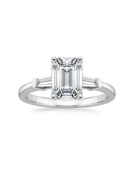 Brilliant Earth Vintage Emerald Cut Engagement Ring