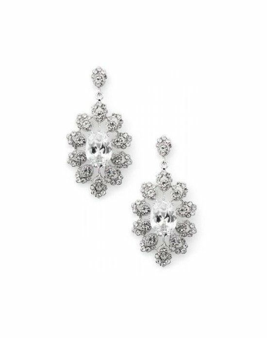 Anna Bellagio CATYA CRYSTAL AND RHINESTONE EARRINGS Wedding Earring photo