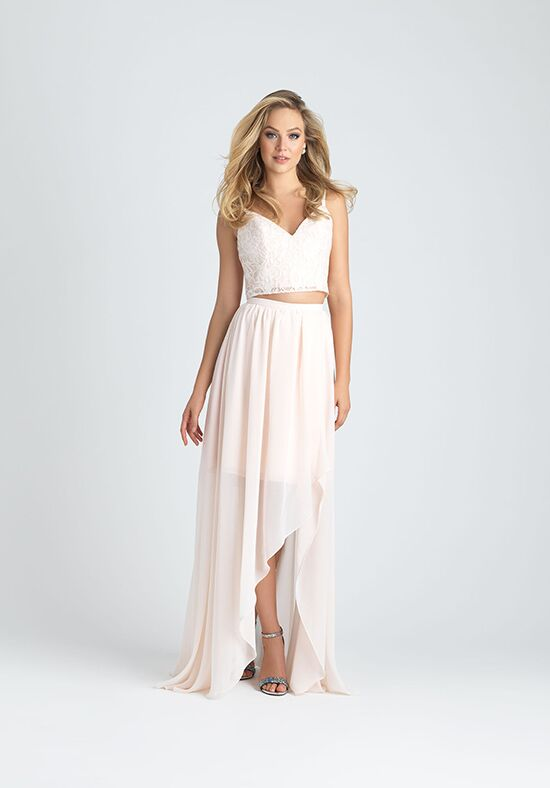Allure Bridesmaids 1528T Sweetheart Bridesmaid Dress