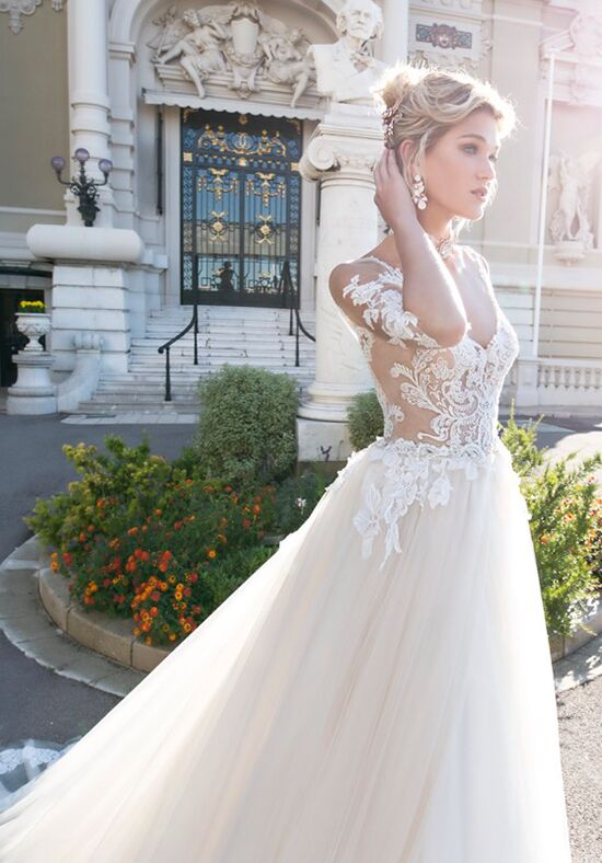 Alessandra Rinaudo Collection BENEDETTA AR 2017 A-Line Wedding Dress