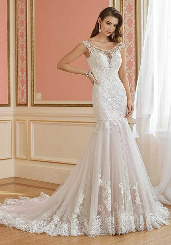 Martin Thornburg a Mon Cheri Collection 217218 Margaret Mermaid Wedding Dress