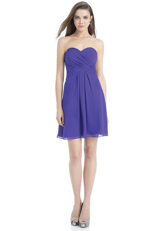 Bill Levkoff 721 Strapless Bridesmaid Dress