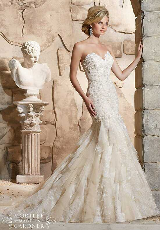 Morilee by Madeline Gardner 2772 Mermaid Wedding Dress