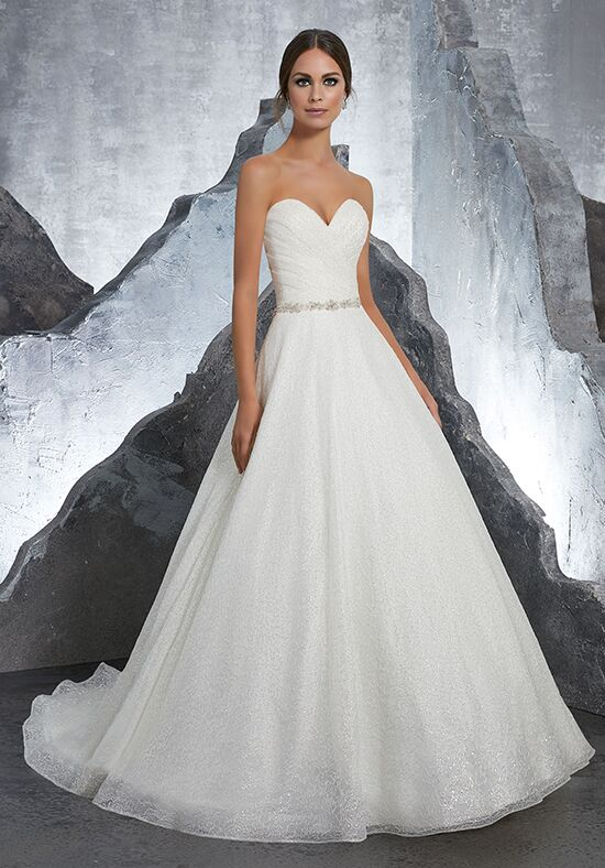 Morilee by Madeline Gardner/Blu Kiki/5611 Ball Gown Wedding Dress