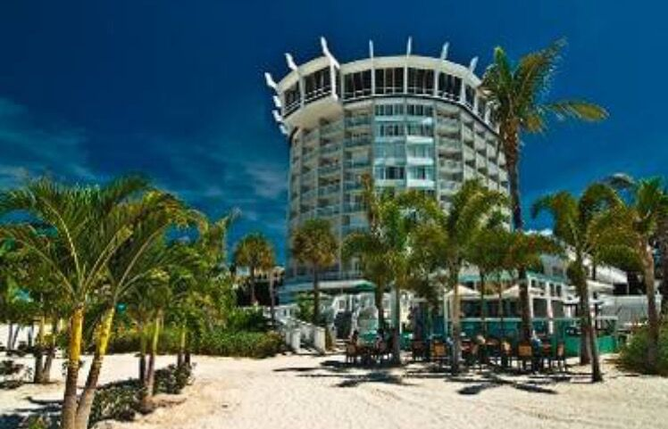 Grand Plaza Hotel Beachfront Resort Conference Center 5250 Gulf Blvd St Pete Beach Fl 33706 Usa 1 800 448 0901