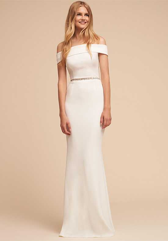 BHLDN (Bridesmaids) Legacy Dress Off the Shoulder Bridesmaid Dress