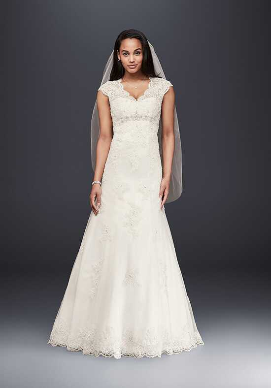 David's Bridal David's Bridal Collection Style T3299 A-Line Wedding Dress