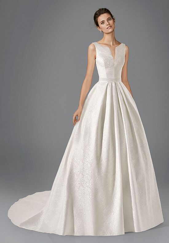 Luna Novias YVETTE Ball Gown Wedding Dress