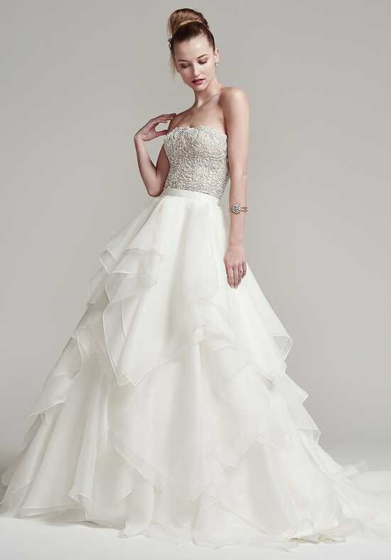 Sottero and Midgley Rosella bodice/Blythe skirt Ball Gown Wedding Dress