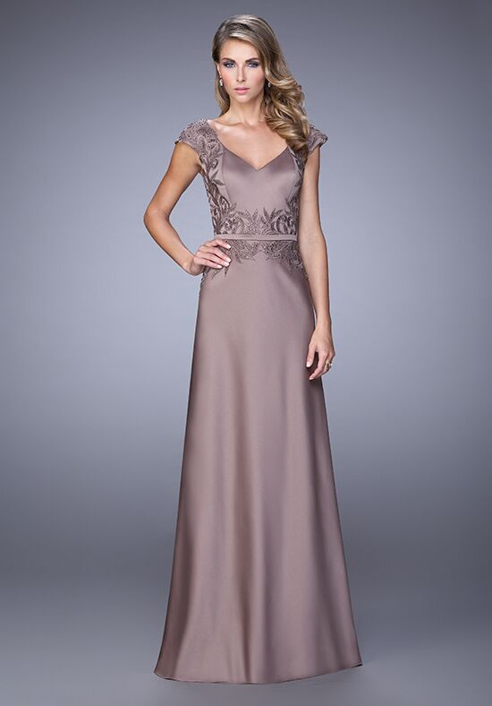 La Femme Evening 21652 Mother Of The Bride Dress