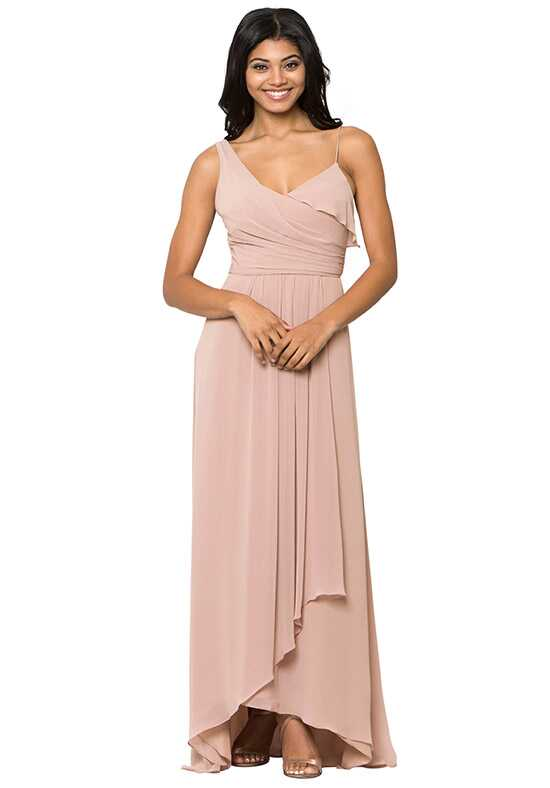 Vow to be Chic Dolores One Shoulder Bridesmaid Dress