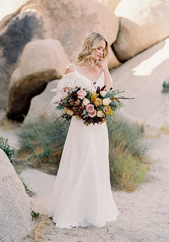Wilderly Bride Rose A-Line Wedding Dress