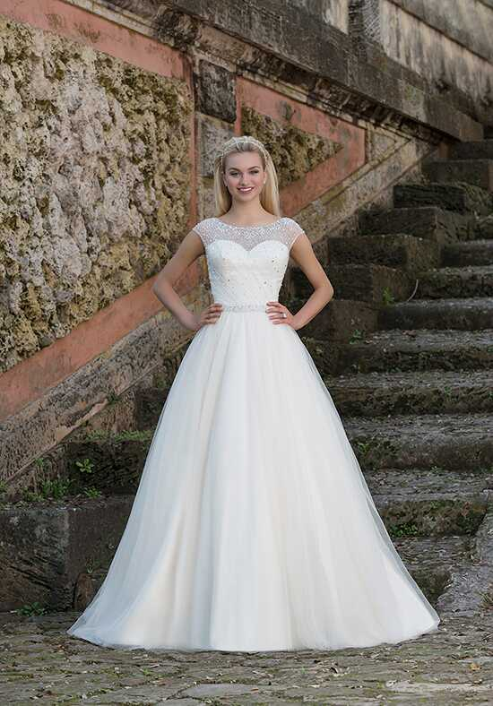 Sincerity Bridal 3887 Ball Gown Wedding Dress