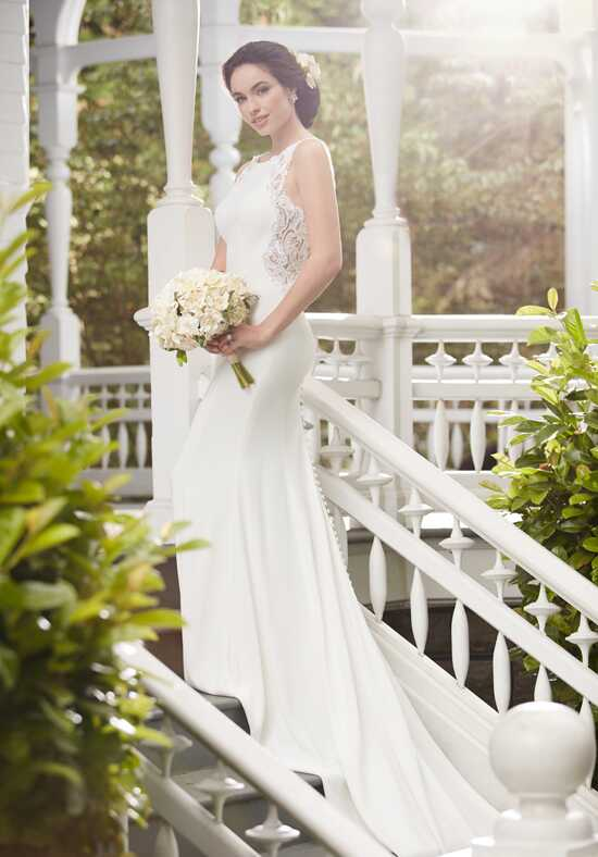 Martina Liana 782 Sheath Wedding Dress